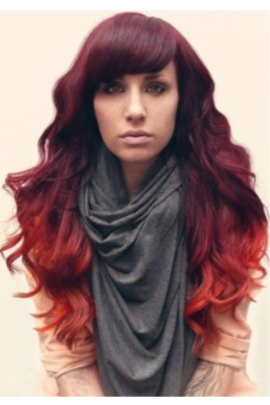 hair colors and styles 2014 2014 hair color trends of hair color trends 2014 ombre 7493