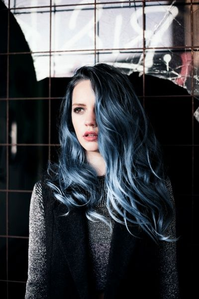 2015 Spring and Summer Hair Color Trends - Silver Hair 11