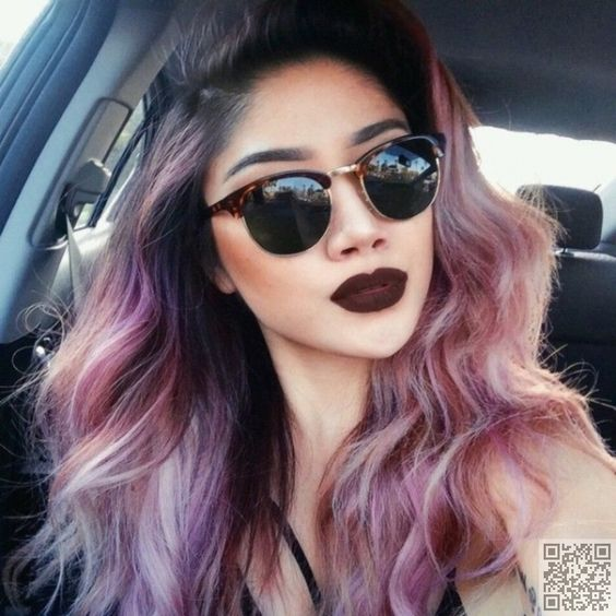 35 Cool Hair Color Ideas To Try In 2016: 6 Hot New Hair Color Trends For Spring & Summer 2016