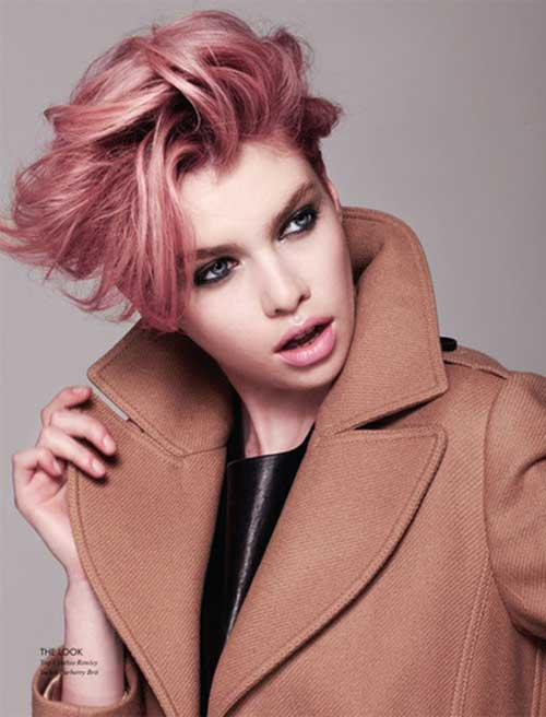 Make a Change with Winter Hairstyle Trends