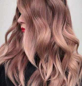 top 2019 hair color trends